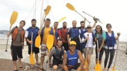 Team Building equipe HidroMares | o valor do conjunto!