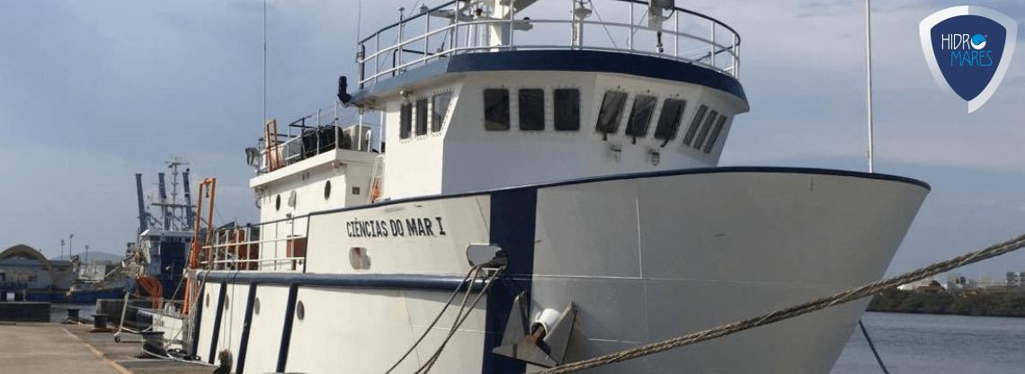 Navio de ensino Ciências do Mar I